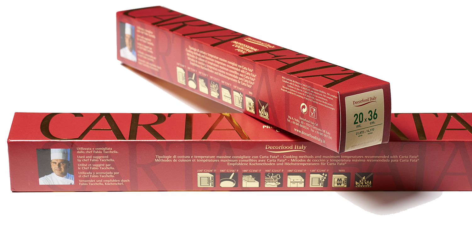 Carta Fata Cooking Paper 20m X 36cm