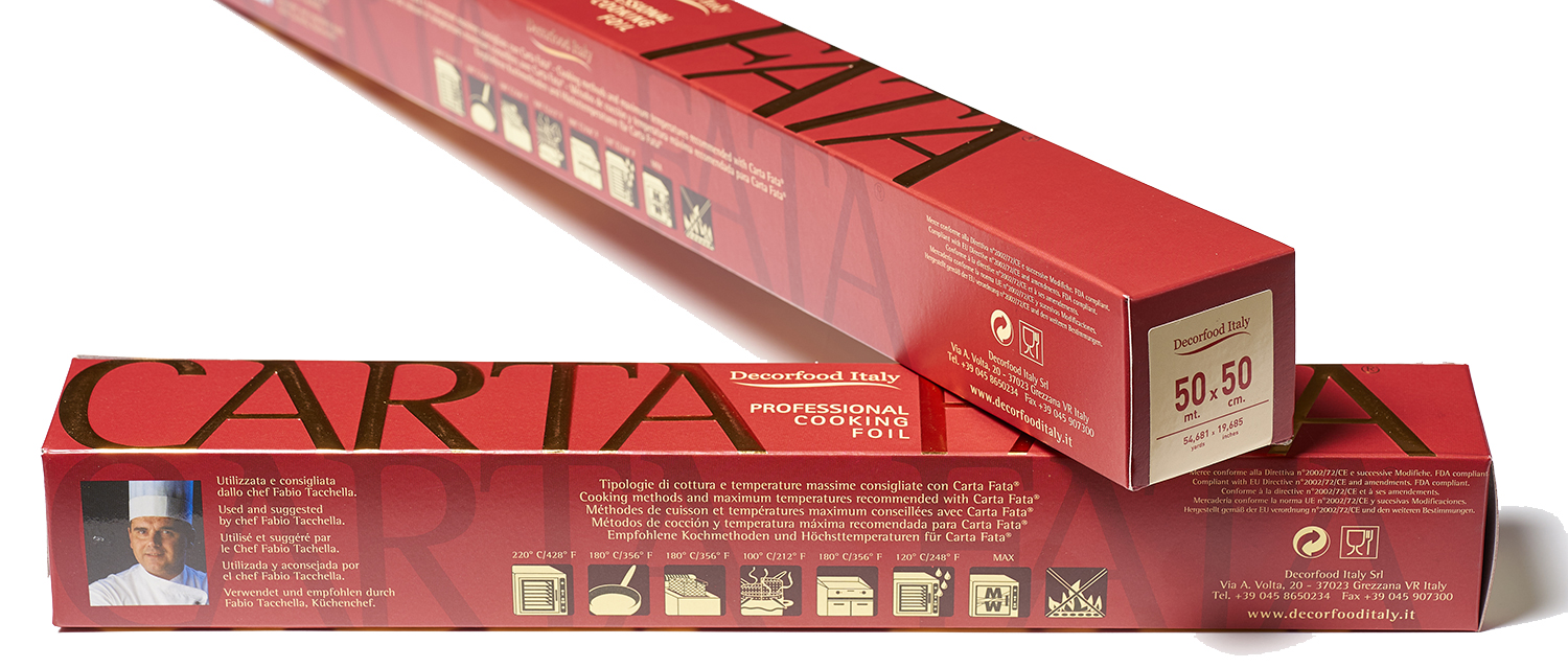 Carta Fata Cooking Paper 50 M X 50 Cm