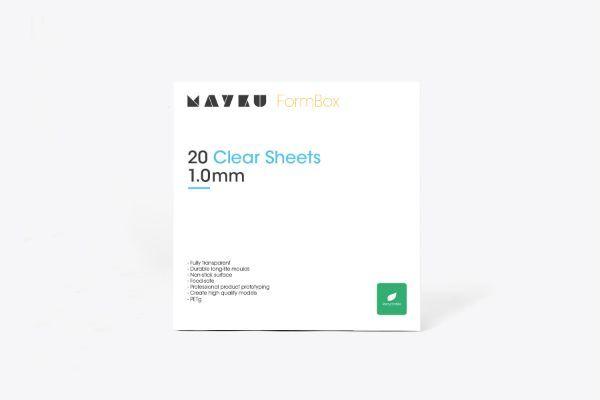 Láminas Transparentes 1mm (Clear Sheet)